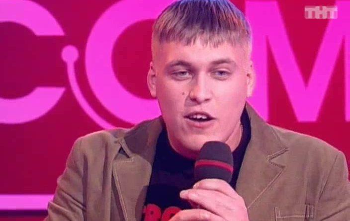 Александр Незлобин — Дебют на сцене