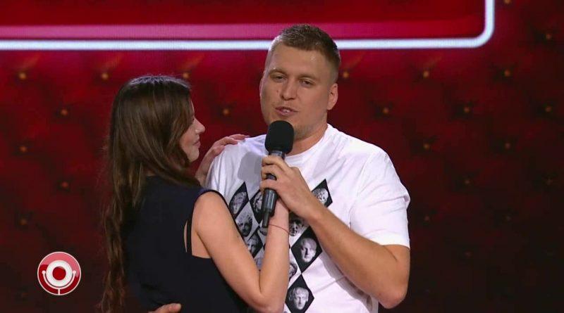 Александр Незлобин — Публично извинился перед женой