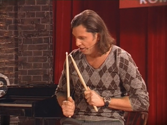 Александр Ревва — Семейный барабан