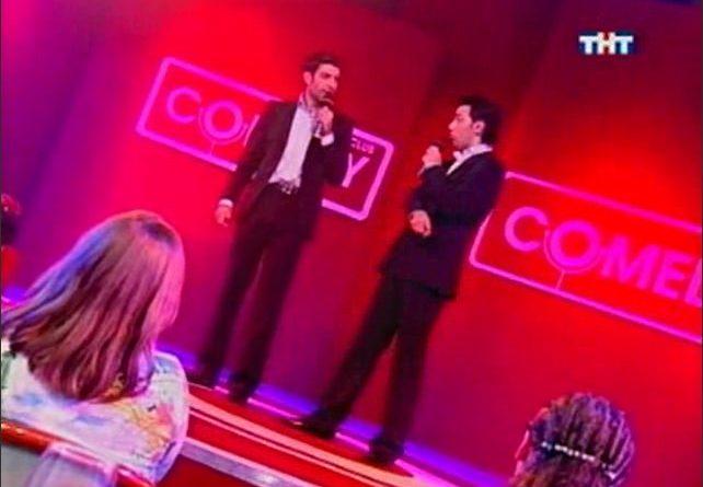 Comedy Club — выпуск 34