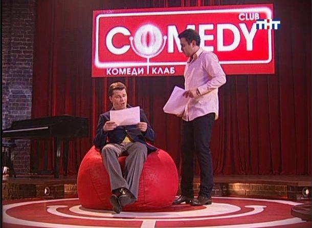 Comedy Club - выпуск 135 - видео