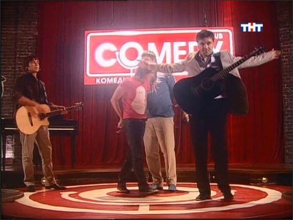 Comedy Club - выпуск 145 - видео
