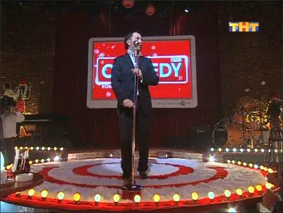 Comedy Club - выпуск 163 - видео