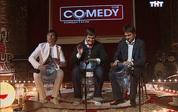Comedy Club — выпуск 195