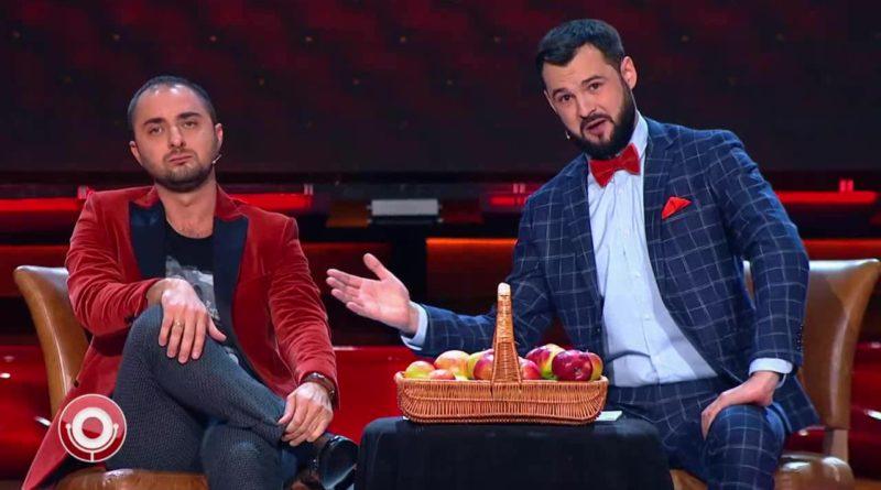 Демис Карибидис и Андрей Скороход — Польское телевидение