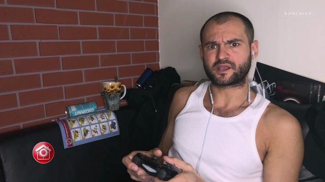 Демис Карибидис и Андрей Скороход — Радик и Бадик на изоляции