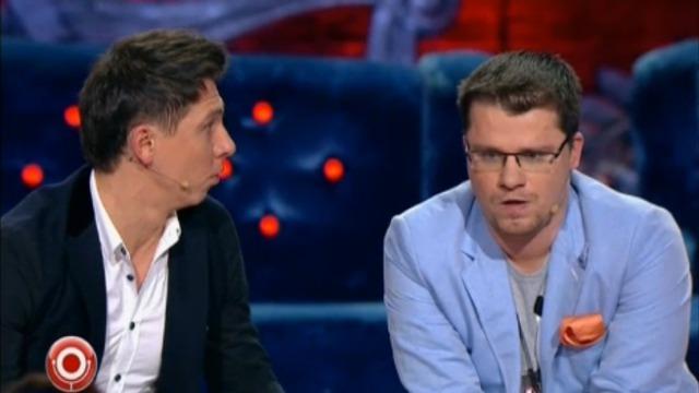 Гарик Харламов и Тимур Батрутдинов — Два первобытных человека придумывают русский язык