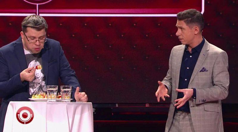 Гарик Харламов и Тимур Батрутдинов — Газовые переговоры
