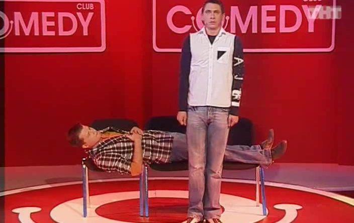 Гарик Харламов и Тимур Батрутдинов — Мавзолей Ленина в ночь Хэллоуина