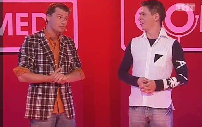 Гарик Харламов и Тимур Батрутдинов — Разные школы приветствия