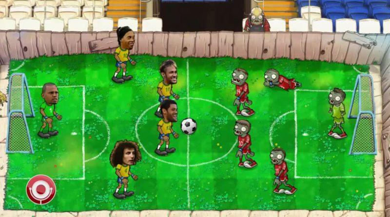 Группа USB — Brazil vs. Zombies