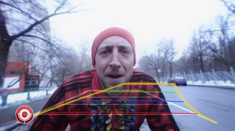 Группа USB — Первый клип снятый на парктроник