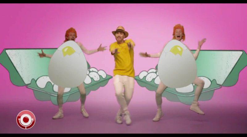 Группа USB — Реклама яиц с Егором Кридом