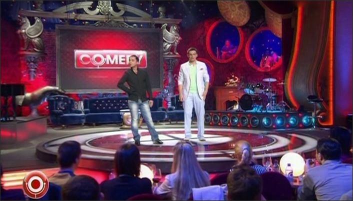 Comedy Club - выпуск 243 - видео