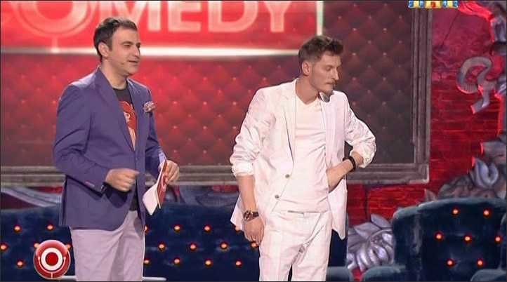 Comedy Club - выпуск 279 - видео