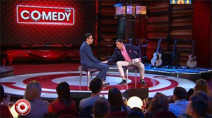 Comedy Club - выпуск 360 - видео