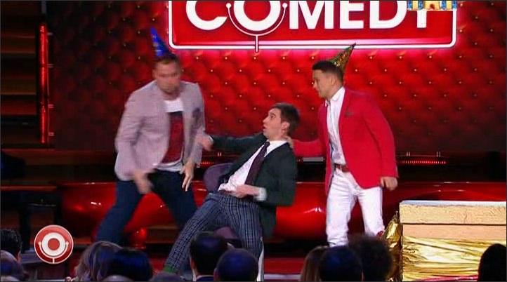 Comedy Club - выпуск 362 - видео