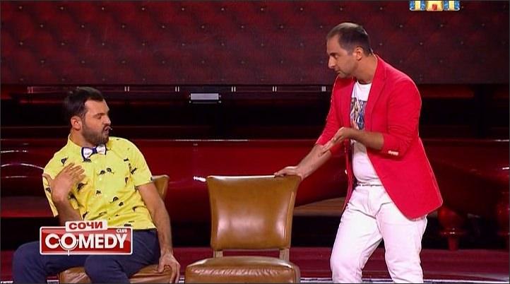 Comedy Club - выпуск 387 - видео