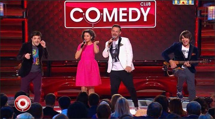 Comedy Club - выпуск 393 - видео