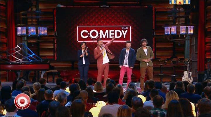 Comedy Club - выпуск 419 - видео