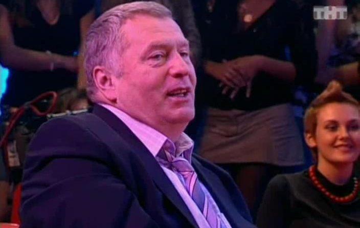 Павел Воля — Диалог с Жириновским