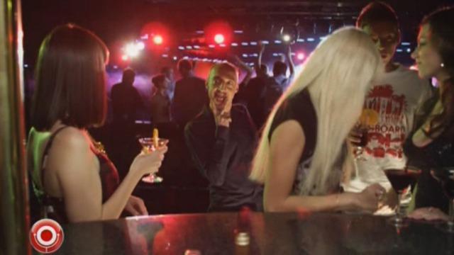 Серж Горелый — Знакомство в ночном клубе