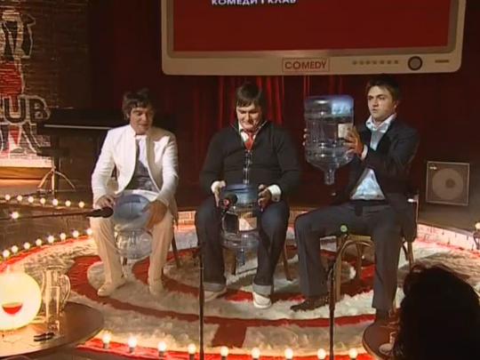 Зураб Матуа, Андрей Аверин и Дмитрий Сорокин — Фразы, после которых вас могут отбарабанить