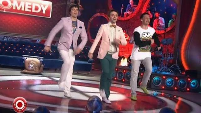 Зураб Матуа, Андрей Аверин и Дмитрий Сорокин — Песня настоящих москвичей
